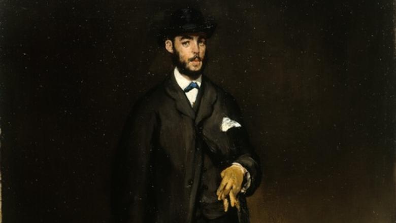 Edouard Manet - Portrait de Théodore Duret