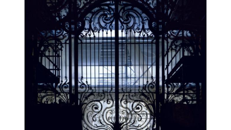 petitpalais.paris.fr / Crédit : photo Couturier, Grille du Petit Palais